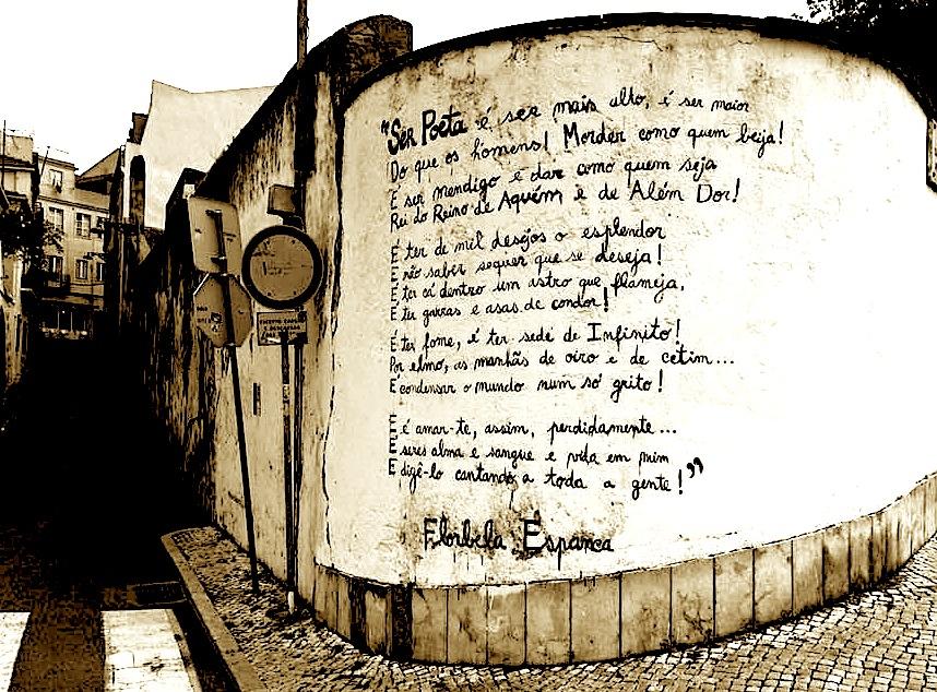 Nji rrugice ne Lisbone