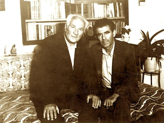 Lazer Radi e Simon Shestani - Saver 1989