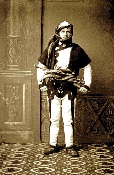 Theodor Anton Ippen me kostume malesori