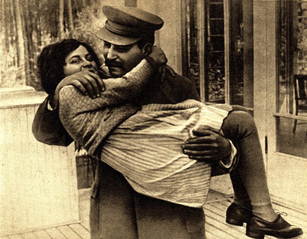 Stalini me te bijen Svjetllana Alilujevna 1935