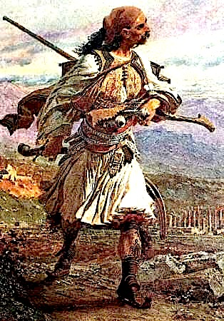 Suliotet e Epirit