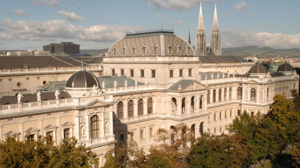 Universiteti 650 vjeçar i Vjenes - ku studoi Kujtim Beqiri