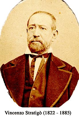 Vincenzo Stratigò (1922 - 1885)