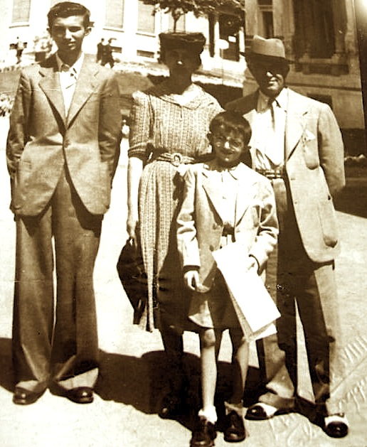 Familja e Bahri Omarit gjate viteve '40