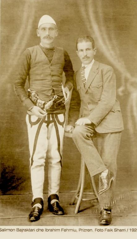 Ibrahim Fehmiu - i ati Bekim Fehmiut