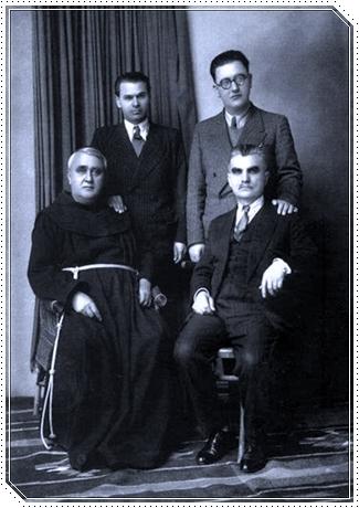 Fishta - Asdreni - Koliqi - Lasgushi, 1937