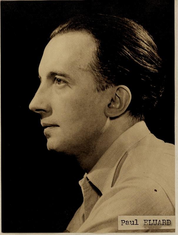 Paul Eluard (!895-1952)