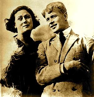 Sergej Esenin & Isadora Duncan