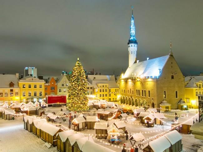 Festa e Krishtlindjeve
