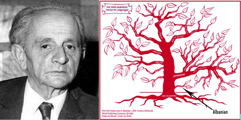 Eqerem Cabej - dhe Pema e Gjuheve
