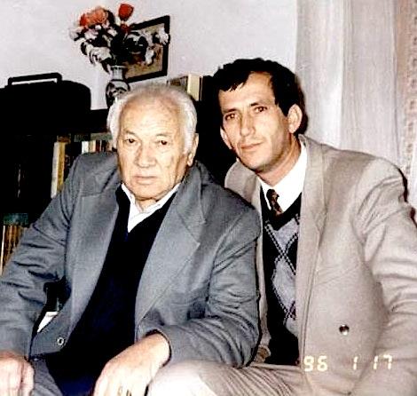 Lazer dhe Jozef Radi 17 Janar 1996