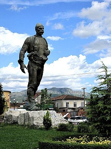 Sheshi Isa Boletini - Shkoder