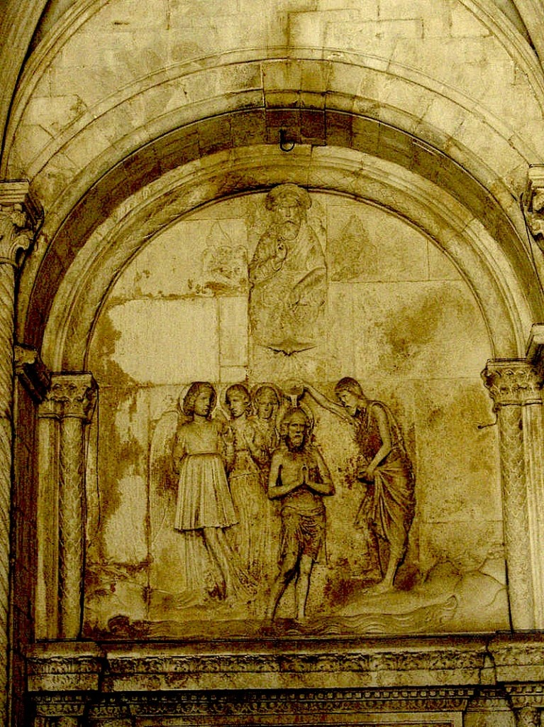 Trogir - Hyrja e Katedrales
