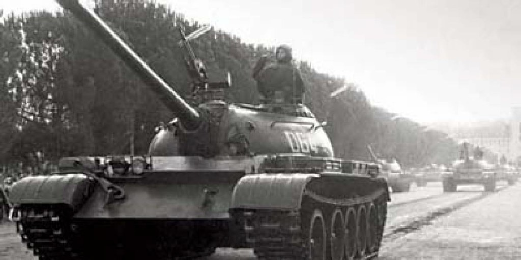 Tank - Parada e vitit 1979