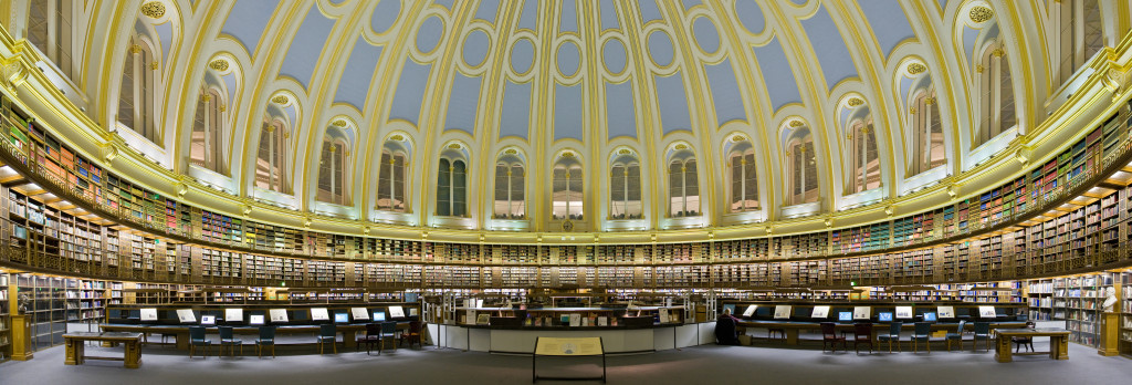 British Museum - Reading Room