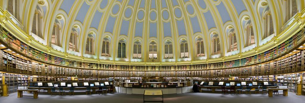 British Museum - Reading Room