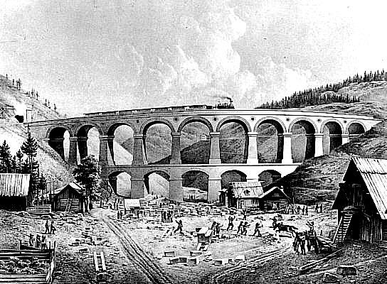 Hekurudha e Semmering - Veper e Karl Geges