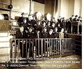 Procesi i montuar gjyqsor i Teme Sejkos