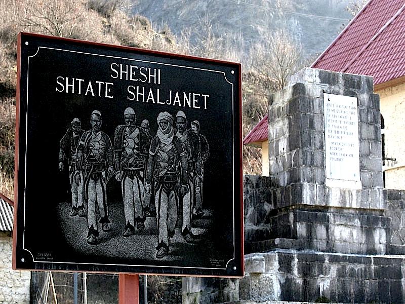 Monumenti i Shtate Shaljaneve