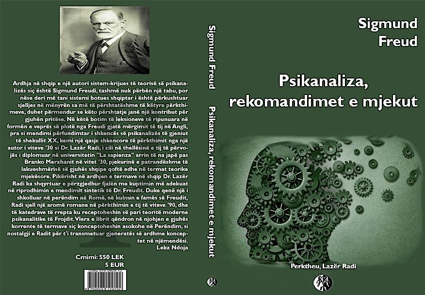 Sigmund Freud - në përkthimin e Lazër Radit