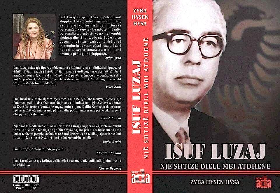Isuf Luzaj - Një Shtizë Diell mbi Atdhenë