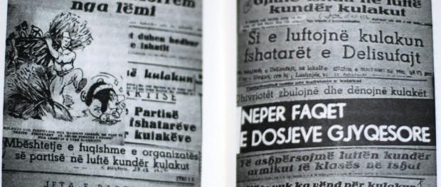 Shtypi shqiptar kundra Kulakevek