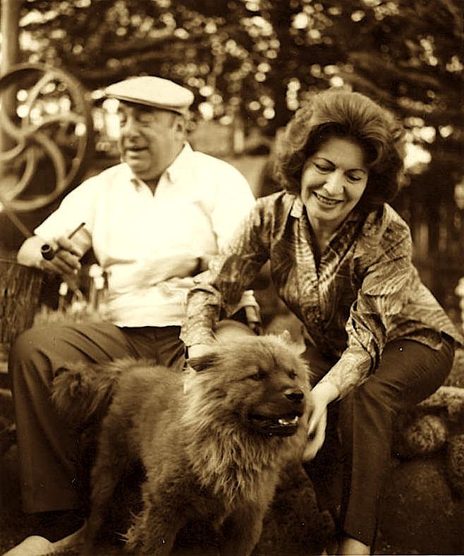 Pablo Neruda dhe Matilde Urrutia