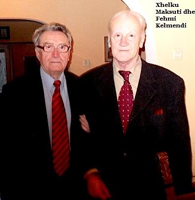 Fehmi Kelmendi dhe Xhelkjo Maksuti