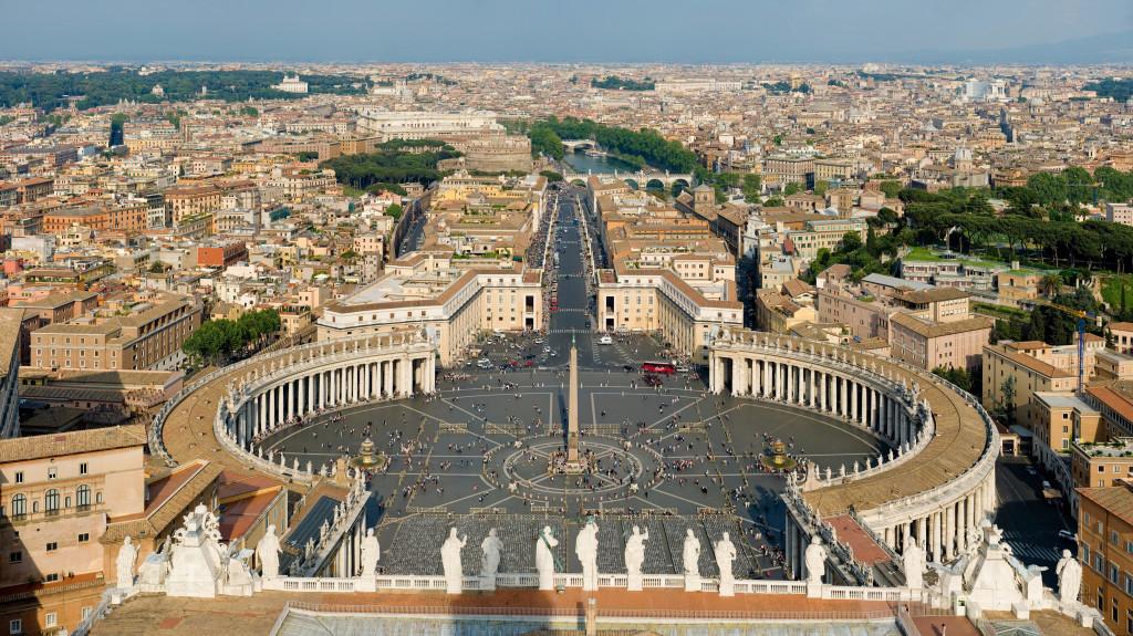 Vatikani i para nga Bazilika e Shen Palit