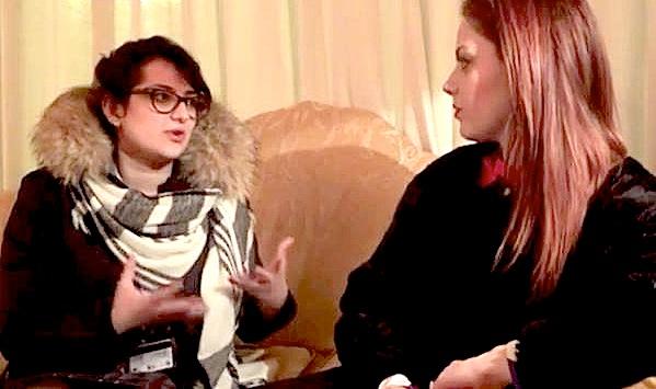 Ana Radi intervistë me Annalisën