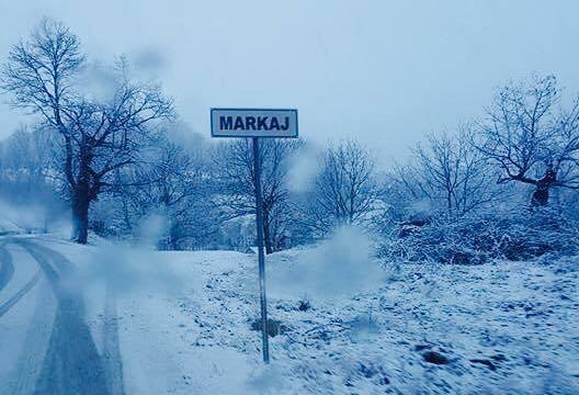 Bora e sivjeme në malsinë e Markajt