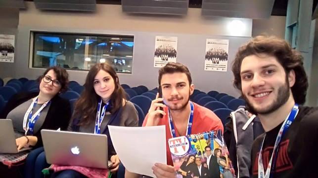 Grupi i Radio Bocconit - ne Sanremo 2016