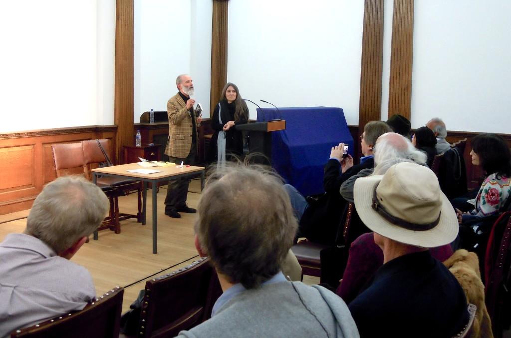 9 shkurt 2016 - Swedenborg Hall, Londër