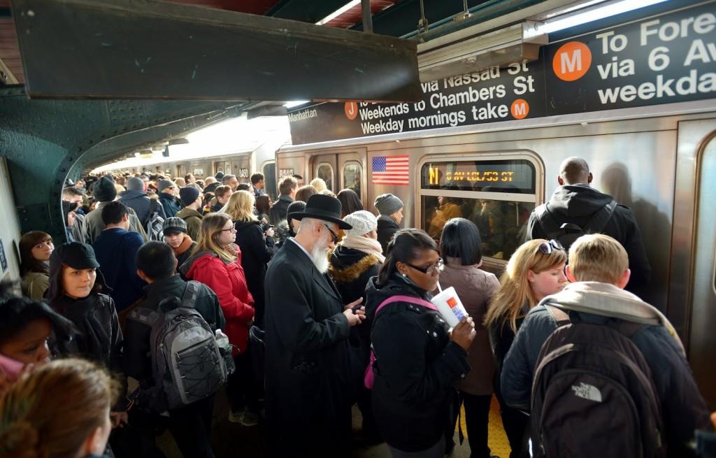 Metro ne Manhattan
