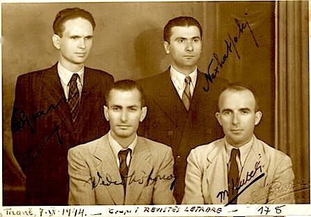 Mitrushi, Vedat, Sterio, Nexhati