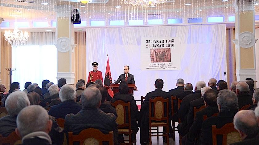 Presidenti Nishani - Koplik, Janar 2016
