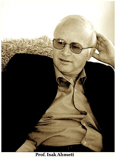 Prof. Isak Ahmeti
