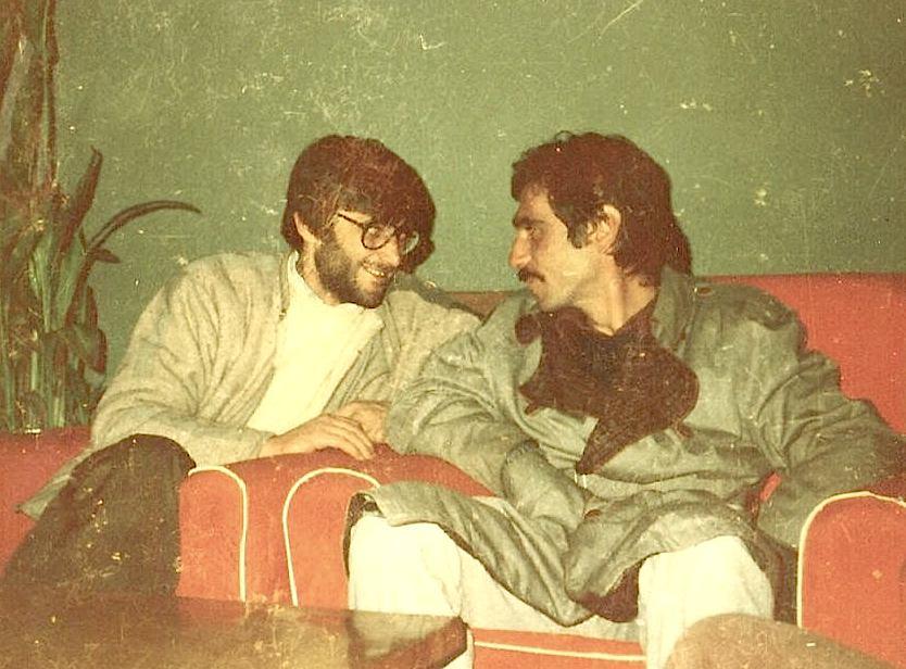 Demalia dhe Jamarberi - Shkurt 1988 në Shkoder