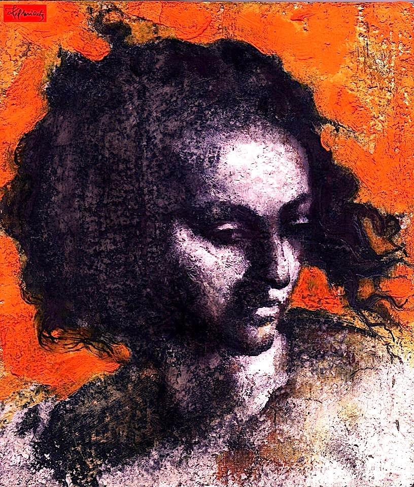 Pikturë nga Kol Mileta
