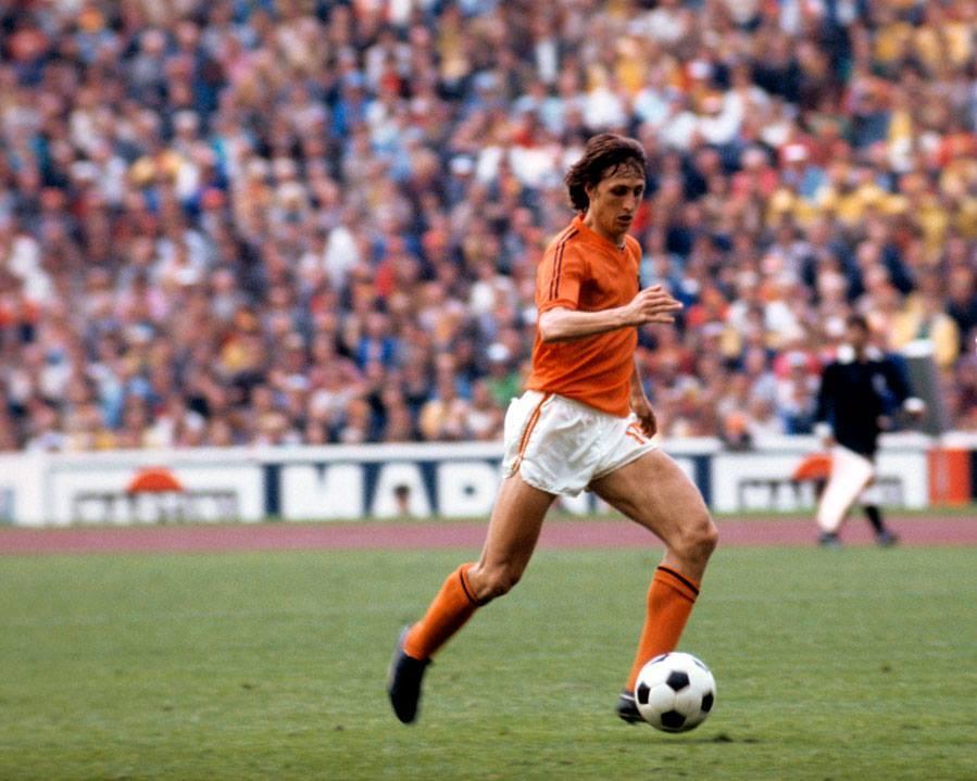Hollandezi Fluturues (Johann Cruyff (1947-2016)