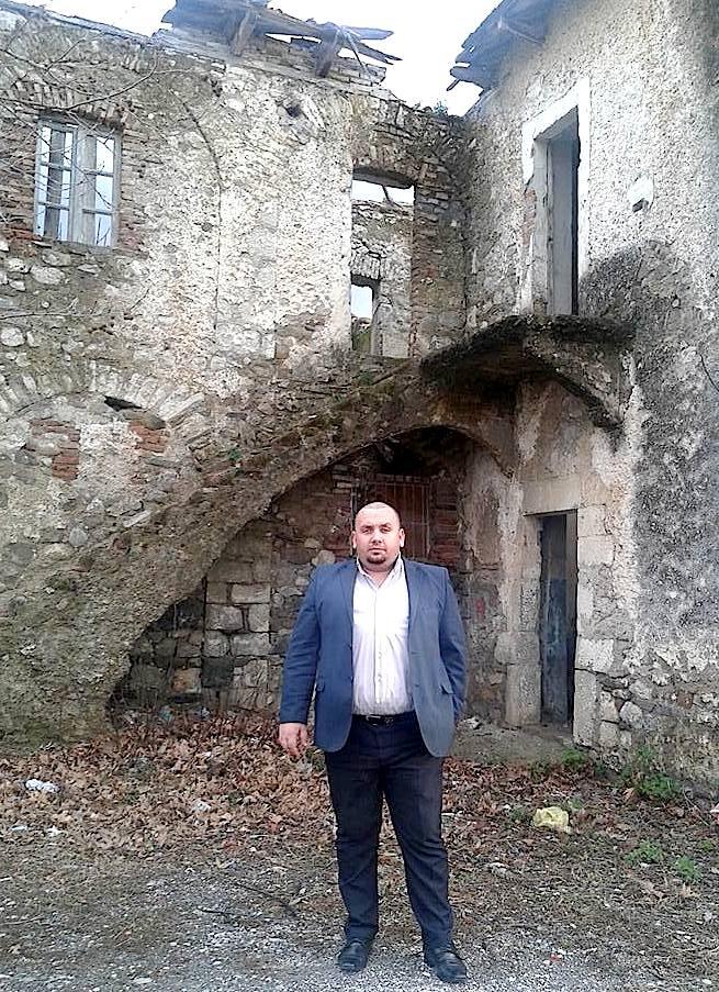 Historiani Paulin Zefi dhe shtepia e Imzot Bumcit