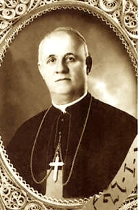 Monsinjor Luigj Bumçi (1872-1945)