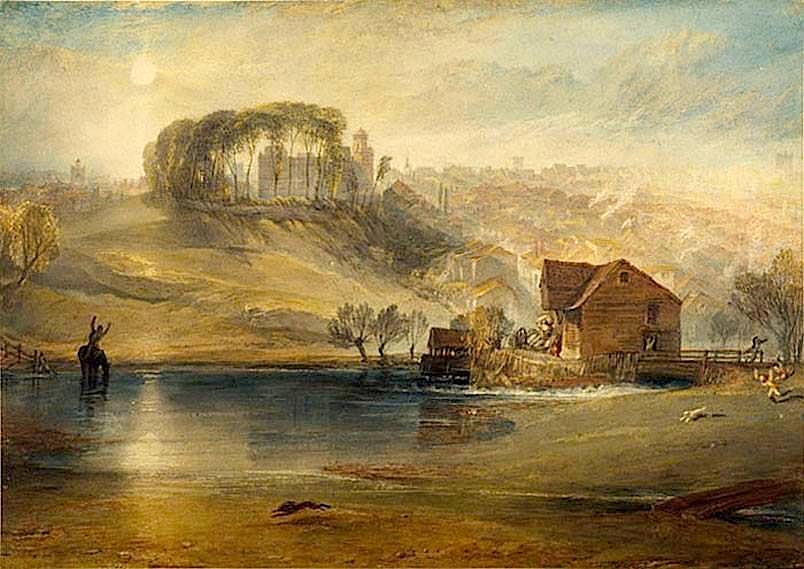 JMW Turner - Pikture