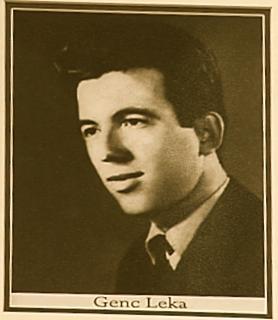 Poeti Genc Leka