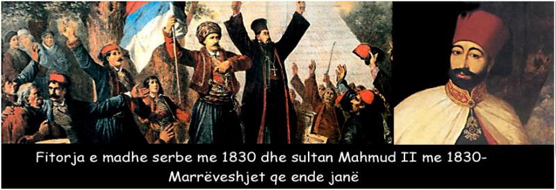 Fitorja serbe dhe marreveshjet turko-serbe