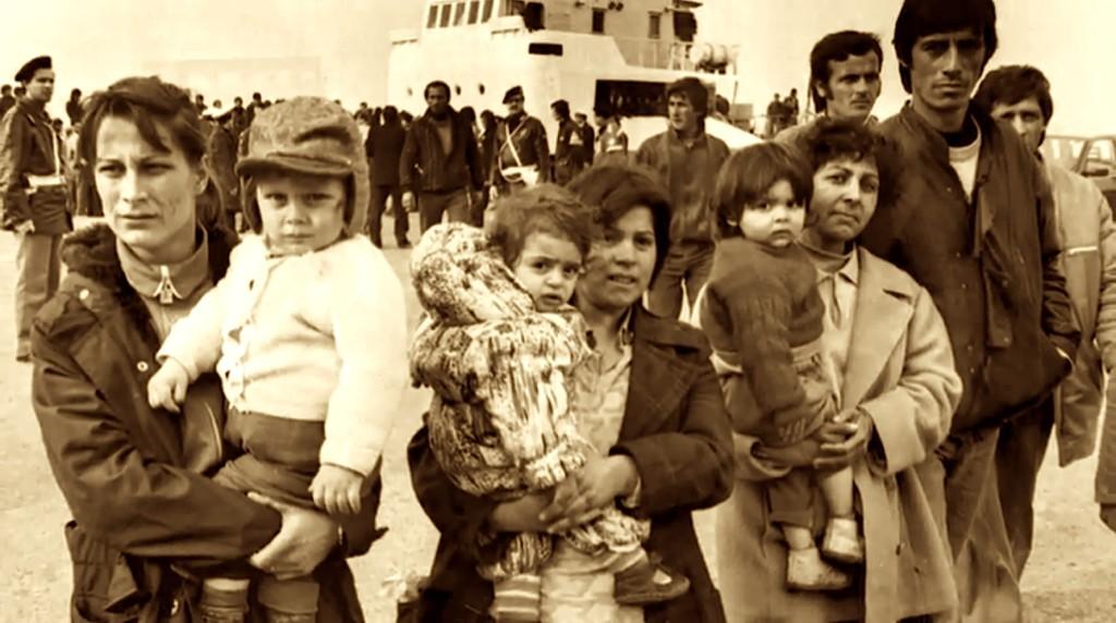 Brindisi  - Mars 1991