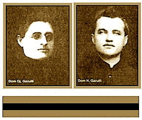 Gazullorët - Gjon dhe Nikoll Gazulli