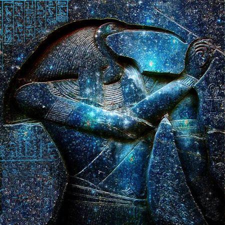 Thoth-i i Fjaleve Hermetike