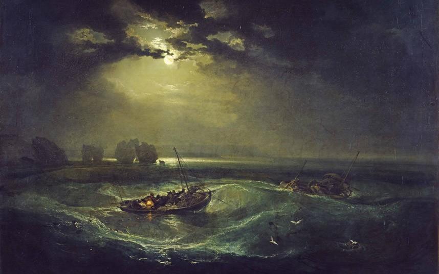 JMW Turner - Peshkataret