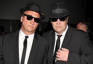 Jim Belushi & Actor Dan Aykroyd ne vitin 2008